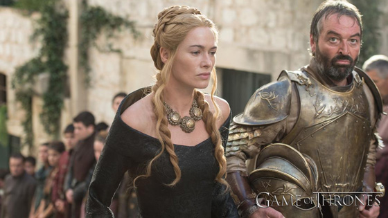 Cersei - Game of Thrones Season 5