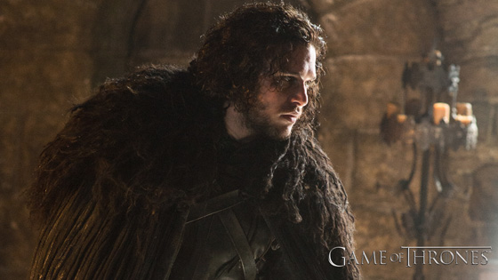 Jon Snow - Game of Thrones Season 5