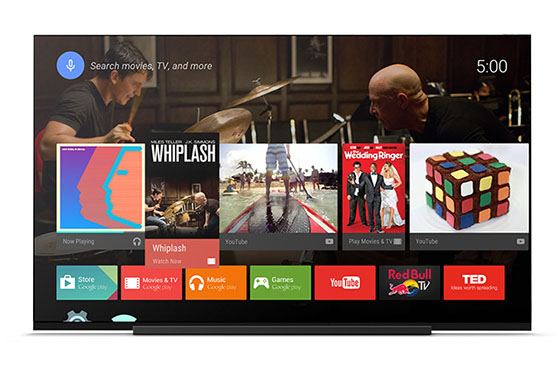 Google's Android TV