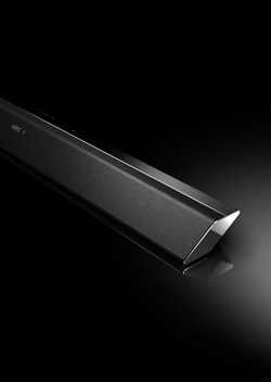 The Sony HT-CT780 Sound Bar